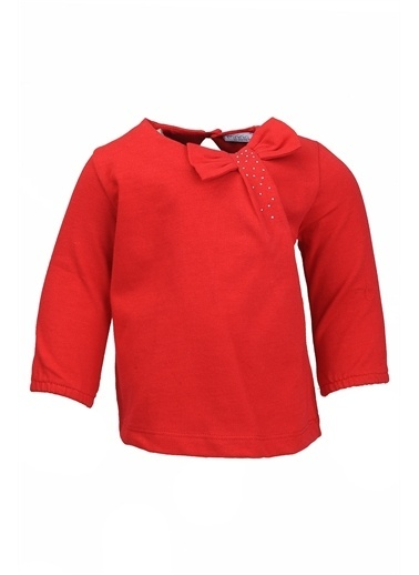 Zeyland Taşlı Fiyonlu Yaka Bluz (12ay-4yaş) Taşlı Fiyonlu Yaka Bluz (12ay-4yaş) Kırmızı